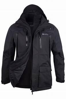 3 in 1 mens coats mountain warehouse correspondent mens 3 in 1