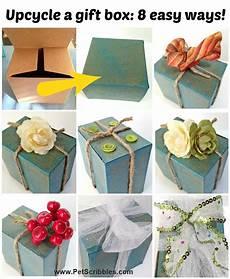 decorate gift box ideas 8 easy ways gift box