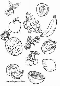 Malvorlagen Kinder Obst Malvorlage Obst Kostenlose Ausmalbilder