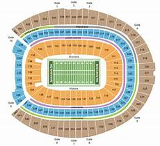 Denver Broncos Club Level Seating Chart Broncos Stadium At Mile High Seating Chart Denver