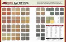 Solomon Mortar Color Chart Solomon Dry Integral Color Stamped Concrete Supplies