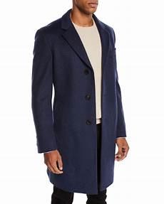 coats slimfit s slim fit wool top coat neiman