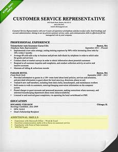 Additional Skills Examples How To Write A Resume Skills Section Resume Genius
