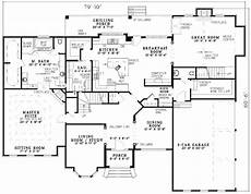 Floor Plan Scales On A Grand Scale 5950nd Architectural Designs House