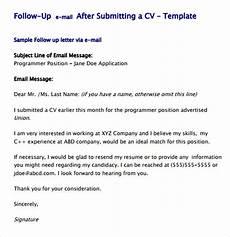 Follow Up Email After Job Fair 7 Sample Follow Up Email Templates To Download Sample