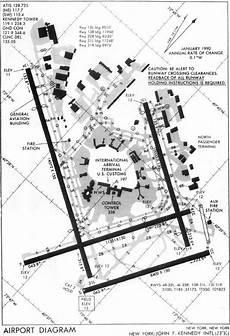 Kjfk Departure Charts Iap Chart Airport Diagram New York John F Kennedy