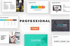 Powerpoint Template Professional Professional Powerpoint Template Free Presentation Theme