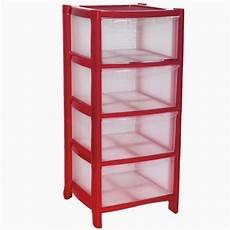 drawer plastic large tower storage drawers unit with