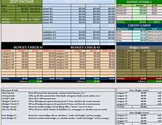 Spreadsheet For A Budget 12 Household Budget Worksheet Templates Excel Easy