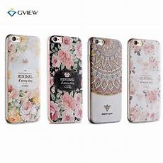 Designer 6s Case Gview Cover Case For Iphone 6 6s 3d Embossed Tpu Soft