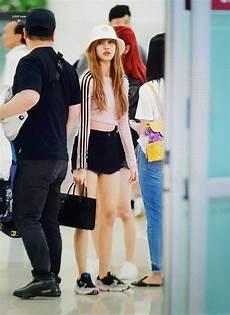 blackpink airport fashion 4 july 2018 photo 4