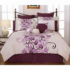 grapevine california king size 12 bed in a bag with