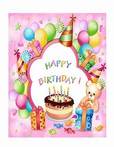 Free Downloadable Card 41 Free Birthday Card Templates In Word Excel Pdf