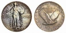 1932 D Quarter Value Chart 1927 D Standing Liberty Quarter Type 2 Coin Value Prices