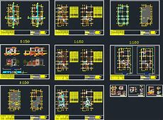 Residence DWG Section for AutoCAD ? Designs CAD