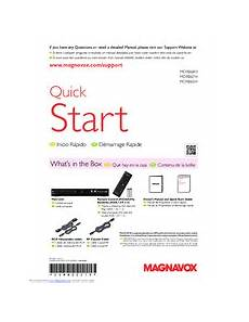 Magnavox Mdr865h Manuals