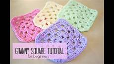 crochet for beginners crochet how to crochet a square for beginners