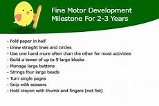 2 Year Milestones Chart Developmental Milestone Chart For Your 2 3 Year Old Kid