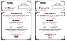 undangan pengajian kirim doa kumpulan undangan lengkap warung inspirasi