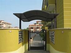 tettoie ingresso esterno tettoie e pensiline fratelli bucci infissi in