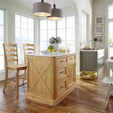 home styles kitchen island home styles country lodge pine kitchen island with quartz