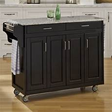 granite islands kitchen home styles create a cart kitchen island with granite top