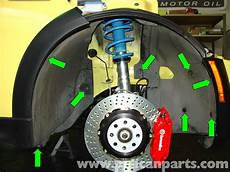 Mini Cooper Lens And Bulb Replacement R50 R52 R53 2001