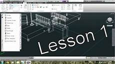 Autocad 2018 For The Interior Designer Pdf Autocad Architecture Tutorial For Beginners 1 Youtube