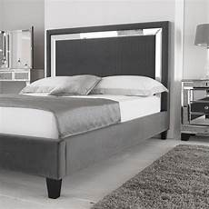 harmony mirrored bed hyder living creating beds to fit