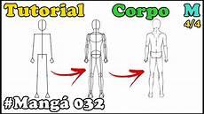 desenho corpo como desenhar corpo masculino de mang 225 032 how to