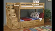 bunk bed with stairs build bunk bed with stairs