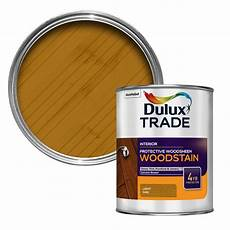 Light Oak Outdoor Wood Stain Dulux Trade Light Oak Satin Woodstain 1l Departments
