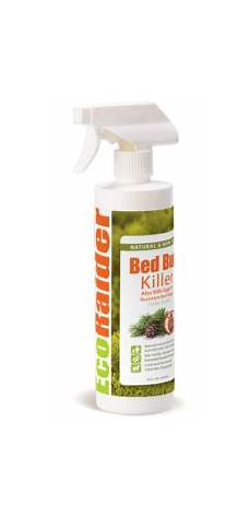 why ecoraider bed bug killer effectively green