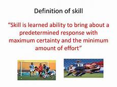 Pe Definition Ppt Gcse Pe Year 10 Lesson 1 Skill Powerpoint