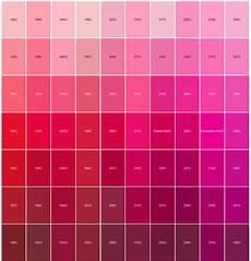 Pink Color Chart Logo Pantone Color Matching Red And Pink Pantone M 224 U