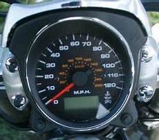 Suzuki M50 Gauge Backlighting Bluegauges Com