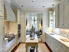 galley kitchen with island layout the best galley kitchen design recommendations you can