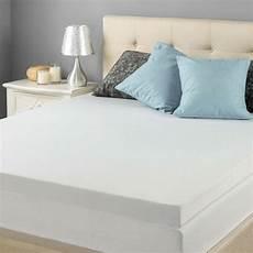 mattress topper memory foam pad cover protector