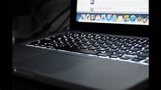 Does Macbook Air Keyboard Light Up How To Turn On The Backlight Keyboard On Mac Youtube