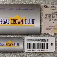 Lost Regal Crown Club Card Regal Cinemas Bella Bottega 11 13 Photos Cinema