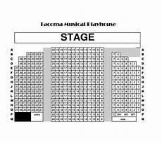 Sf Playhouse Seating Chart Seating Chart Tmp Tacoma Musical Playhouse