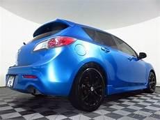 Mazda3 S Hatchback 5 Speed Manual 3 Black Wheels