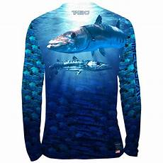 fishing sleeve barracuda performance sleeve fishing shirt