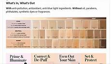Revlon Colorstay Undertones Chart Pin On Makeup