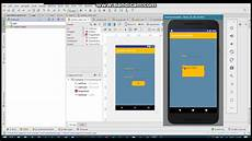 Android Main Activity Design Android Studio Ui Design Login Screen With Imageview