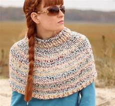 stricken cape fog chaser knit cape allfreeknitting