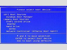 Quick Fix: 'no Boot Device Available? Error in Windows