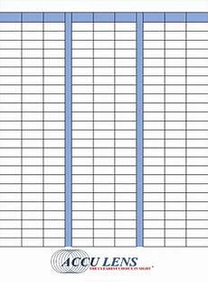 Vertex Chart Download Back Vertex Distance Conversion Chart For Free