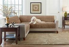 L Shaped Sectional Sofa Covers 3d Image by Sure Fit Slipcovers Deluxe Armless Furniture Covers