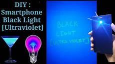 How To Make A Black Light Shirt How To Make Uv Black Light Diy Black Light Black Light